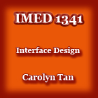 IMED 1341 Button
