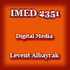 IMED 2351 Button